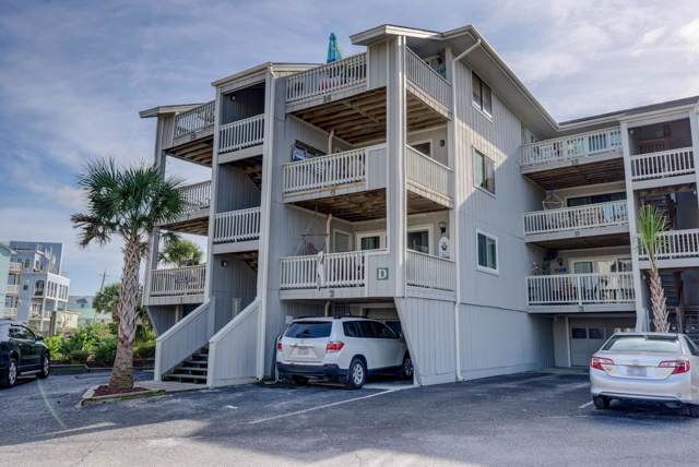 1801 Canal Drive 2-D, Carolina Beach, NC 28428 (MLS #100181384) :: The Keith Beatty Team