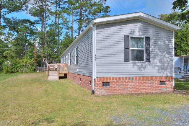 211 NE 76th Street, Oak Island, NC 28465 (MLS #100181437) :: Century 21 Sweyer & Associates