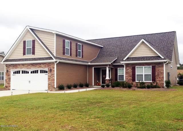 3859 E Baywood Lane, Greenville, NC 27834 (MLS #100181440) :: David Cummings Real Estate Team