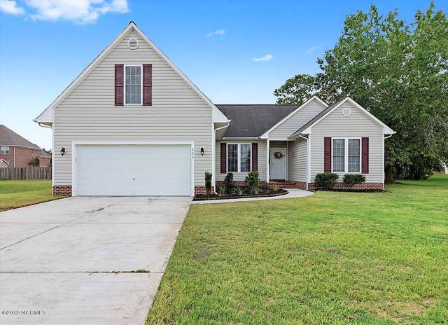 202 Bishopsgate, Jacksonville, NC 28540 (MLS #100181486) :: David Cummings Real Estate Team