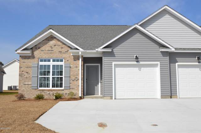 2516 Brookville Drive A, Greenville, NC 27834 (MLS #100181502) :: Berkshire Hathaway HomeServices Prime Properties