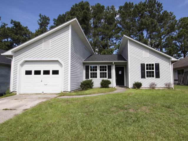 3029 Foxhorn Road, Jacksonville, NC 28546 (MLS #100181506) :: David Cummings Real Estate Team