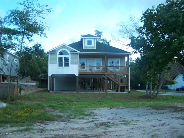 2202 W Oak Island Drive, Oak Island, NC 28465 (MLS #100181544) :: David Cummings Real Estate Team