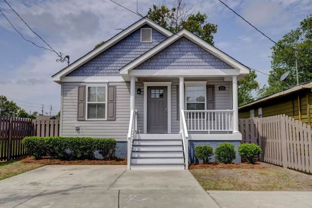 216 S 11th Street, Wilmington, NC 28401 (MLS #100181572) :: Courtney Carter Homes