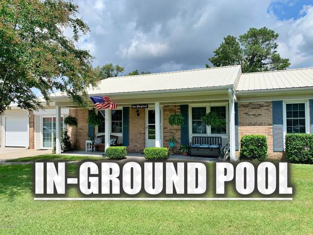 300 Deacon Court, Havelock, NC 28532 (MLS #100181574) :: Courtney Carter Homes