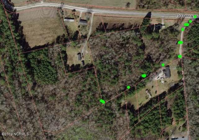 0 Ed Cowan Road, Burgaw, NC 28425 (MLS #100181596) :: Berkshire Hathaway HomeServices Prime Properties