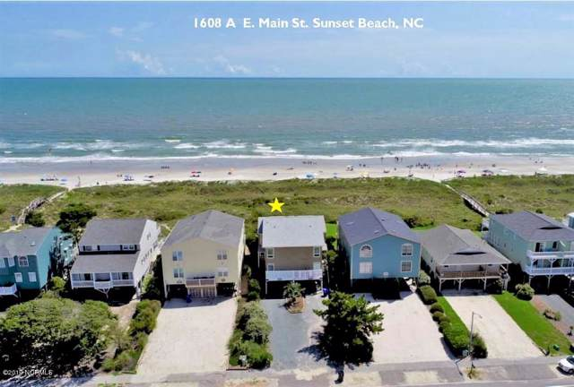1608 E Main Street A, Sunset Beach, NC 28468 (MLS #100181604) :: The Bob Williams Team