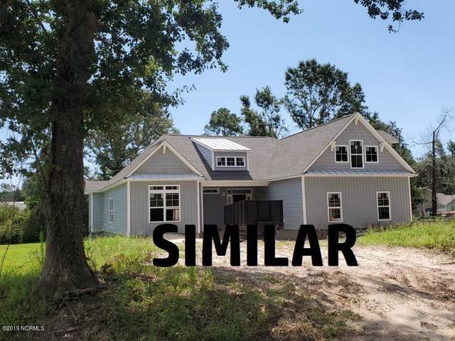 Lot 25 Pebble Beach Drive, Hampstead, NC 28443 (MLS #100181643) :: Courtney Carter Homes