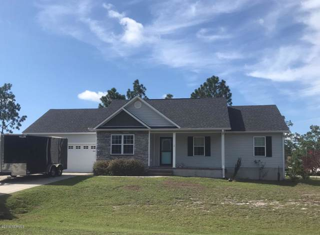 100 Rosemary Avenue, Hubert, NC 28539 (MLS #100181679) :: Berkshire Hathaway HomeServices Hometown, REALTORS®