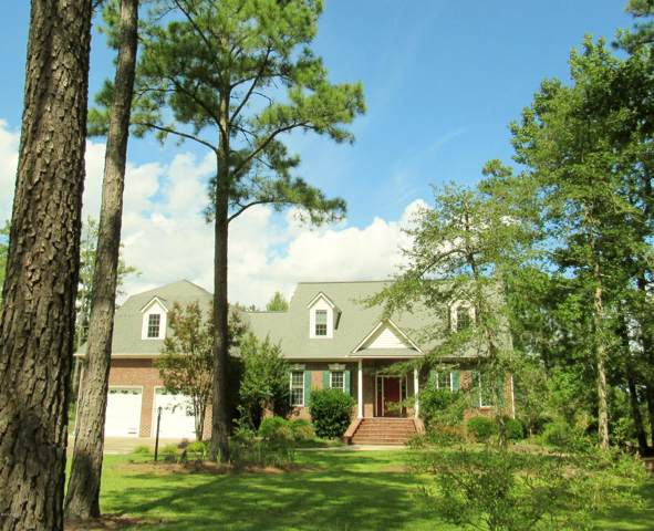 1110 Harbour Pointe Drive, New Bern, NC 28560 (MLS #100181684) :: Berkshire Hathaway HomeServices Prime Properties