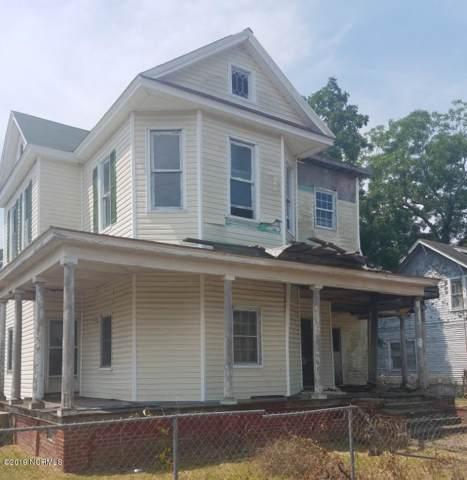 115 E Bright Street, Kinston, NC 28501 (MLS #100181702) :: RE/MAX Essential