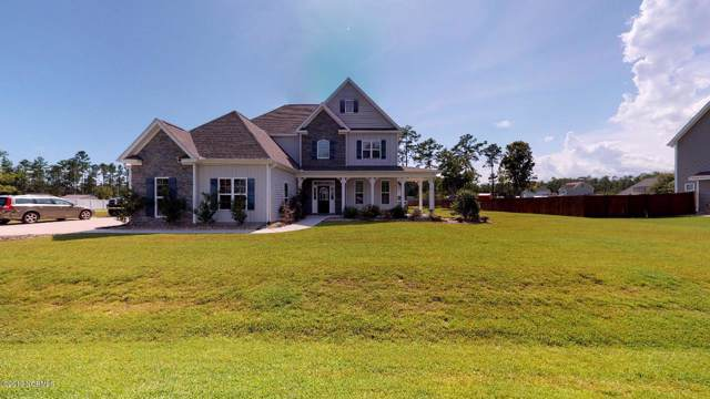 711 Aria Lane, Hubert, NC 28539 (MLS #100181716) :: Berkshire Hathaway HomeServices Hometown, REALTORS®