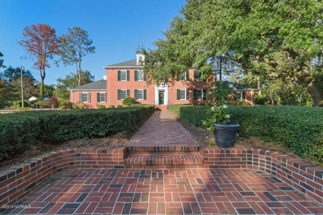 415 Woodland Drive, Jacksonville, NC 28540 (MLS #100181725) :: Berkshire Hathaway HomeServices Hometown, REALTORS®