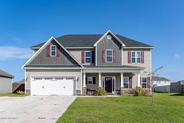 257 Cuddy Court, Sneads Ferry, NC 28460 (MLS #100181732) :: Berkshire Hathaway HomeServices Prime Properties