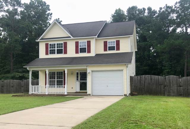 206 Druid Court, Jacksonville, NC 28546 (MLS #100181771) :: Berkshire Hathaway HomeServices Prime Properties