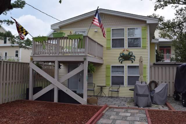 1514 Pinfish Lane, Carolina Beach, NC 28428 (MLS #100181772) :: Coldwell Banker Sea Coast Advantage