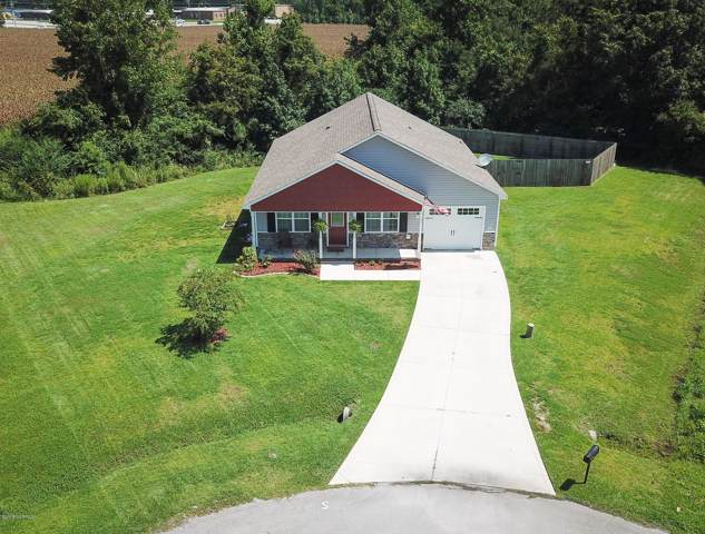 505 Celestial Court, Jacksonville, NC 28546 (MLS #100181775) :: Berkshire Hathaway HomeServices Prime Properties