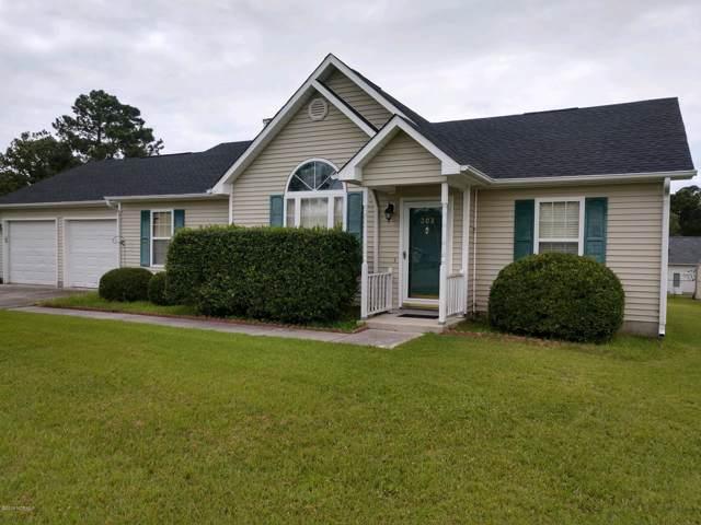 202 Morgan Circle, Jacksonville, NC 28546 (MLS #100181802) :: Berkshire Hathaway HomeServices Prime Properties