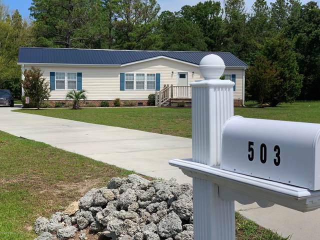 503 Boaters Lane, Newport, NC 28570 (MLS #100181803) :: Lynda Haraway Group Real Estate