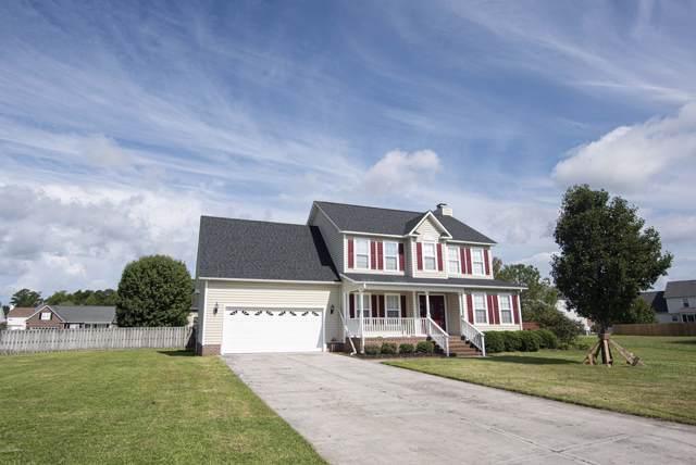 101 Danbury Court, Jacksonville, NC 28540 (MLS #100181806) :: Berkshire Hathaway HomeServices Prime Properties