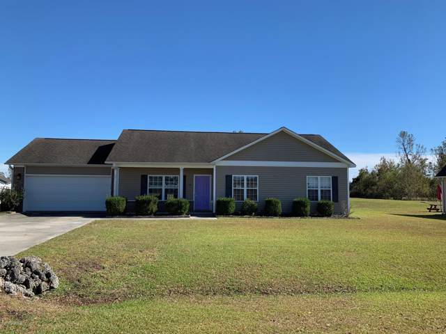 116 Hardin Drive, Maysville, NC 28555 (MLS #100181822) :: The Keith Beatty Team