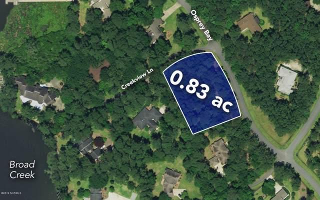 0 Osprey Lane, Washington, NC 27889 (MLS #100181848) :: RE/MAX Elite Realty Group