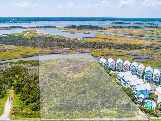 Tbd N New River Drive N, Surf City, NC 28445 (MLS #100181860) :: RE/MAX Elite Realty Group