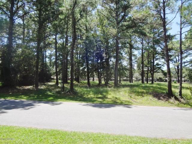 Lot 52 Kings Trail, Sunset Beach, NC 28468 (MLS #100181993) :: Donna & Team New Bern