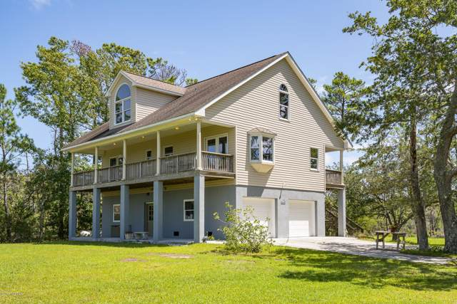 252 Dills Point Road, Beaufort, NC 28516 (MLS #100182019) :: The Keith Beatty Team
