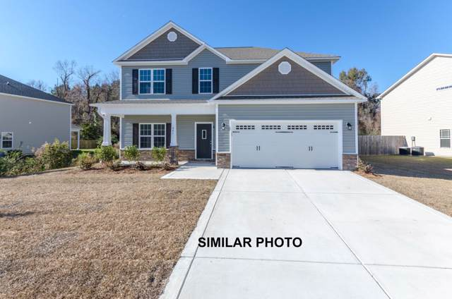 260 Wood House Drive, Jacksonville, NC 28546 (MLS #100182057) :: RE/MAX Elite Realty Group