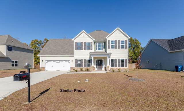 254 Wood House Drive, Jacksonville, NC 28546 (MLS #100182092) :: RE/MAX Elite Realty Group