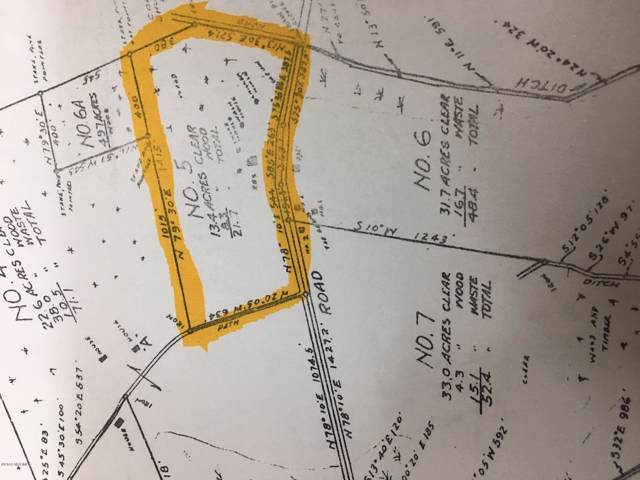 2436 Bethlehem Church Road, Tarboro, NC 27886 (MLS #100182097) :: Berkshire Hathaway HomeServices Hometown, REALTORS®