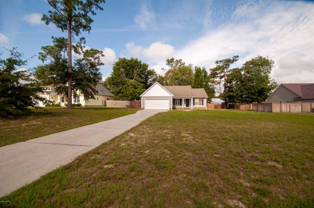 207 Chadwick Shores Drive, Sneads Ferry, NC 28460 (MLS #100182186) :: The Keith Beatty Team