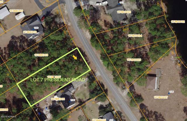 L-7 President Road, Boiling Spring Lakes, NC 28461 (MLS #100182231) :: Donna & Team New Bern
