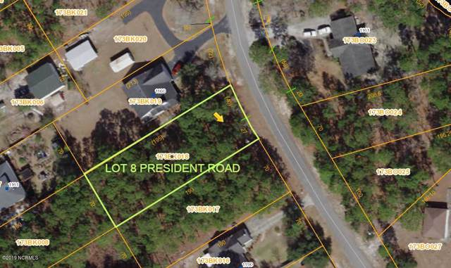 L-8 President Road, Boiling Spring Lakes, NC 28461 (MLS #100182234) :: Coldwell Banker Sea Coast Advantage