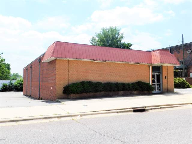 105 E Railroad Street, Laurinburg, NC 28352 (MLS #100182313) :: Century 21 Sweyer & Associates