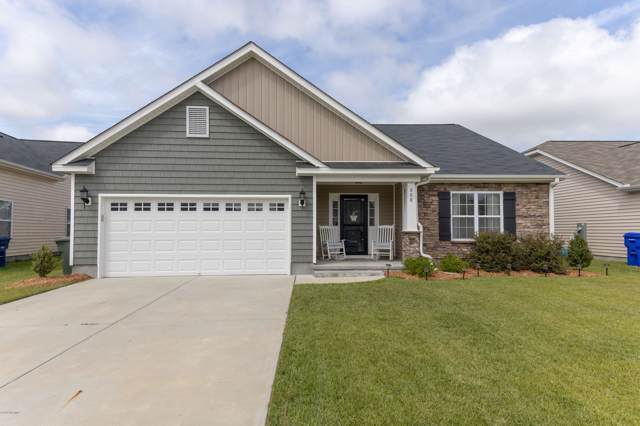 508 Arbor Drive, Greenville, NC 27858 (MLS #100182366) :: Century 21 Sweyer & Associates