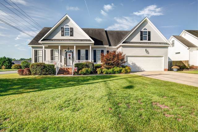 4401 Chandler Drive N, Wilson, NC 27896 (MLS #100182406) :: Coldwell Banker Sea Coast Advantage