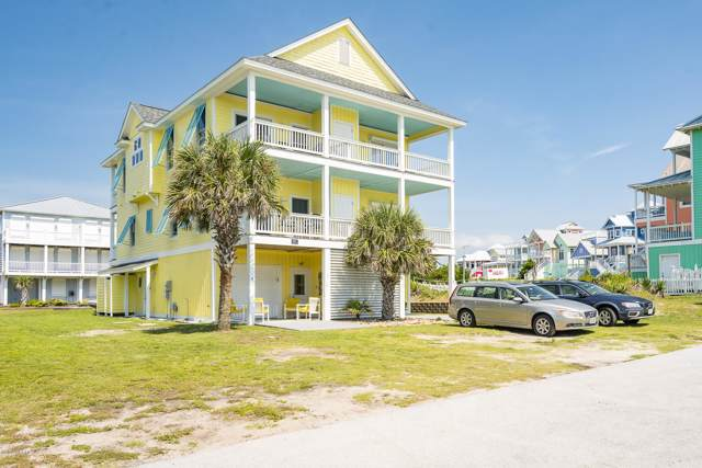 207 Ocean Boulevard W, Atlantic Beach, NC 28512 (MLS #100182497) :: Frost Real Estate Team