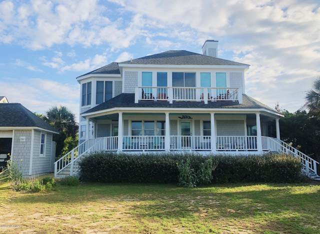 9 Coquina Trail, Bald Head Island, NC 28461 (MLS #100182549) :: The Keith Beatty Team
