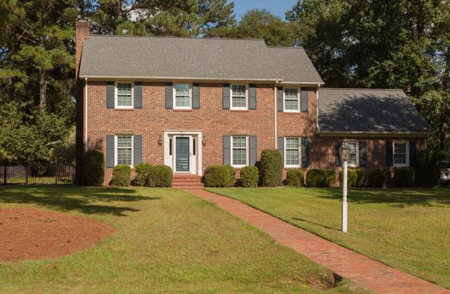 2215 Northridge Place, Kinston, NC 28504 (MLS #100182585) :: Courtney Carter Homes