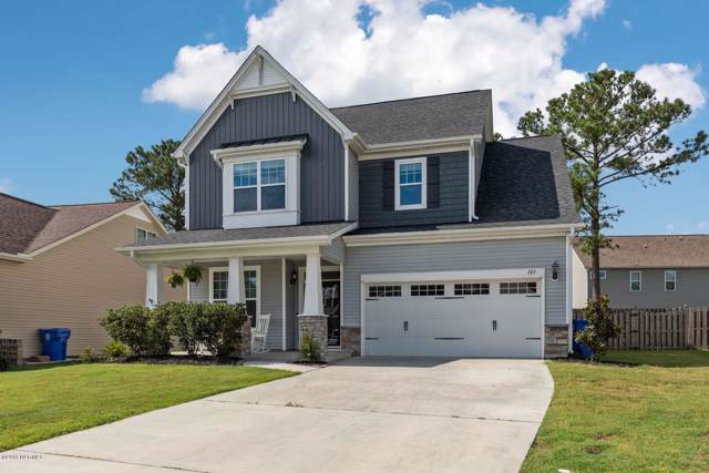 103 Hampton Drive, Holly Ridge, NC 28445 (MLS #100182596) :: The Keith Beatty Team
