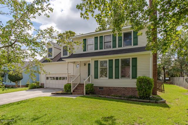 305 Peppertree Court, Jacksonville, NC 28540 (MLS #100182614) :: The Keith Beatty Team