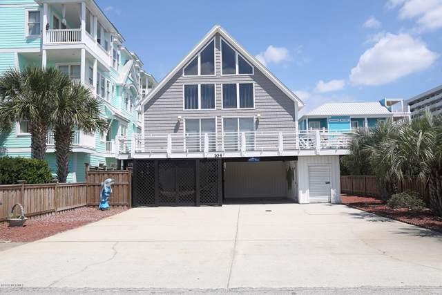 104 Alabama Avenue, Carolina Beach, NC 28428 (MLS #100182666) :: Coldwell Banker Sea Coast Advantage