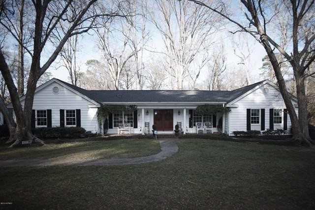 1018 Brookside Drive NW, Wilson, NC 27893 (MLS #100182671) :: Century 21 Sweyer & Associates