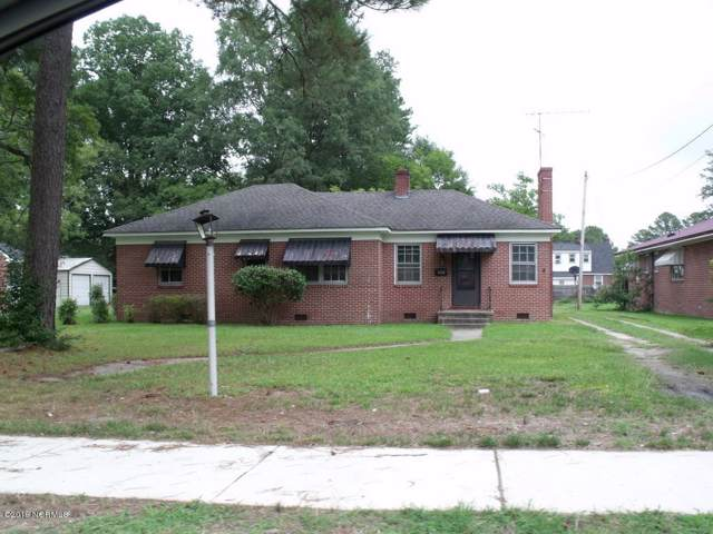 1116 Tarboro Street, Rocky Mount, NC 27801 (MLS #100182681) :: Berkshire Hathaway HomeServices Hometown, REALTORS®