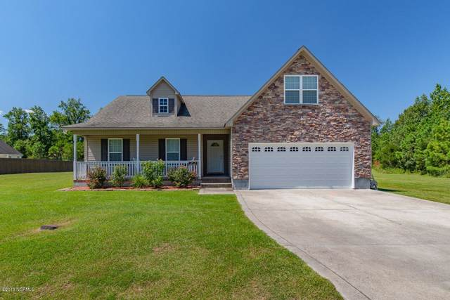 221 Blue Creek Farms Drive, Jacksonville, NC 28540 (MLS #100182800) :: Berkshire Hathaway HomeServices Hometown, REALTORS®
