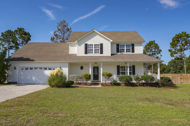 136 Tifton Circle, Cape Carteret, NC 28584 (MLS #100182863) :: Courtney Carter Homes