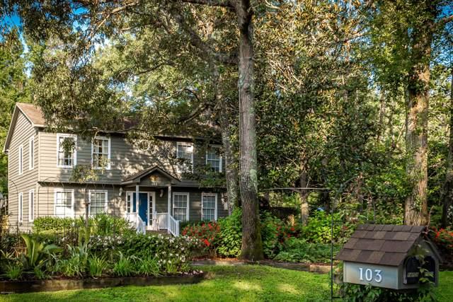 103 Ridge Road, Hampstead, NC 28443 (MLS #100182886) :: RE/MAX Essential
