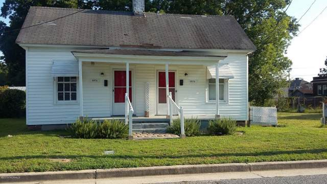 1007 E King Street, Kinston, NC 28501 (MLS #100182963) :: The Chris Luther Team